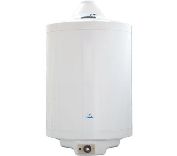 Газовый водонагреватель накопительный (бойлер) c дымоходом Hajdu GB 120.1-01