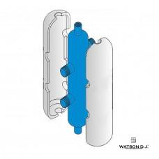 Гидравлический разделитель с магнитным уловителем Watson D.J. (Gidro - 30)